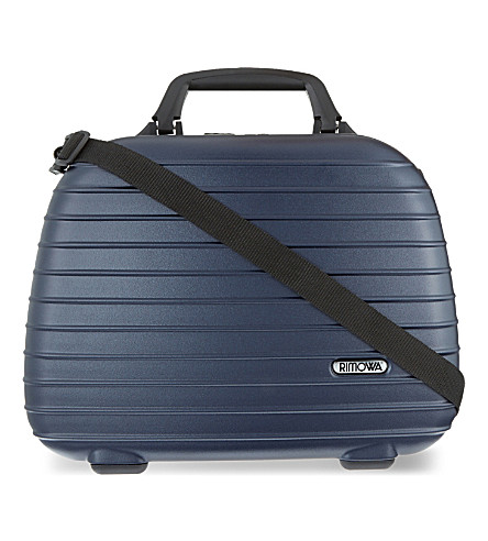 RIMOWA Salsa beauty case (Matte+blue