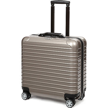 RIMOWA Salsa business four-wheel suitcase (Prosecco