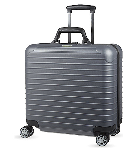 RIMOWA Salsa four-wheel business suitcase 43cm (Grey