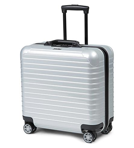 RIMOWA Salsa four-wheel business suitcase 43cm (Classic+silver