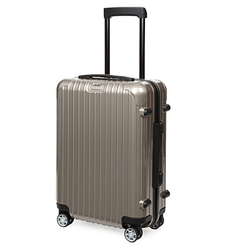 RIMOWA Salsa four-wheel business suitcase 43cm (Prosecco