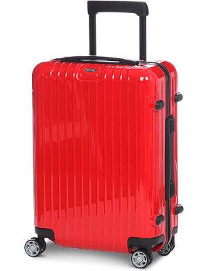 RIMOWA Salsa four-wheel cabin suitcase 55.8cm