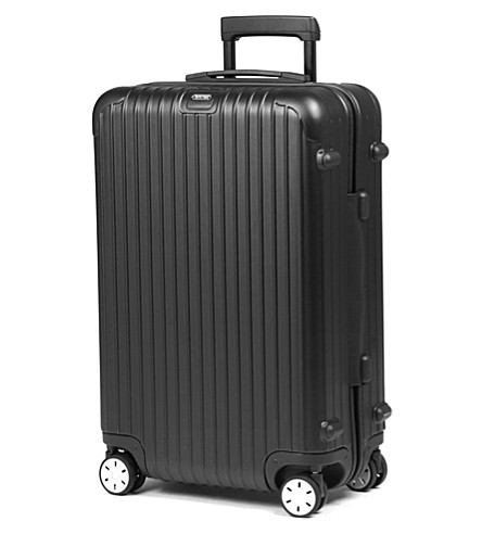 RIMOWA Salsa four-wheel suitcase 67cm (Matte+black