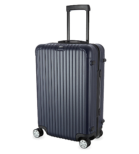 RIMOWA Salsa four-wheel spinner suitcase 68cm (Matte+blue