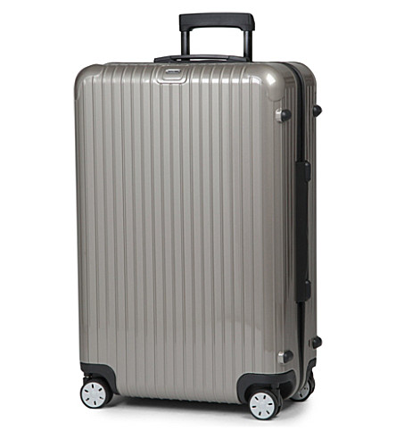 RIMOWA Salsa four-wheel suitcase 77cm (Prosecco