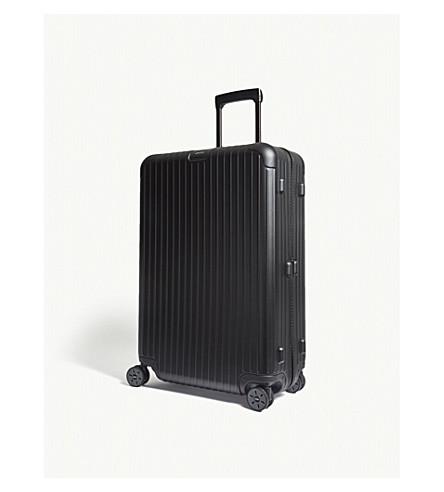 RIMOWA Salsa Air four-wheel suitcase (Matte+black