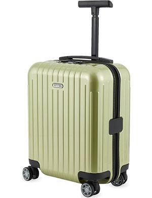 RIMOWA Salsa Air mini four-wheel spinner suitcase 43cm