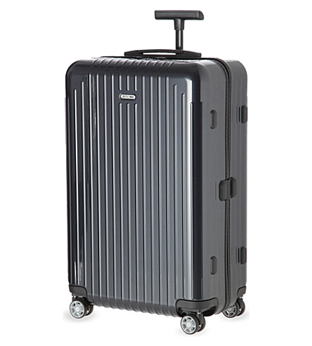RIMOWA Salsa Air four-wheel suitcase 67cm (Navy+blue
