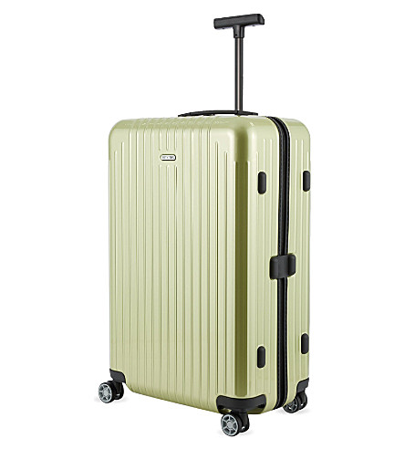 RIMOWA Salsa Air four-wheel suitcase 68cm (Lime+green