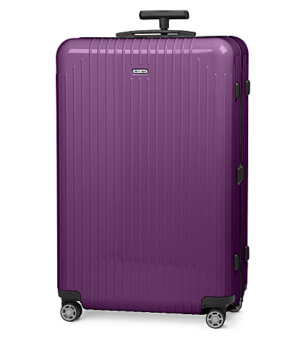 RIMOWA Salsa Air four-wheel suitcase 78cm (Ultra+violet