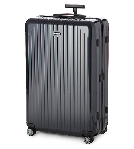 RIMOWA Salsa Air four-wheel suitcase 78cm (Navy+blue