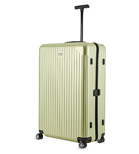 RIMOWA Salsa Air four-wheel suitcase 78cm (Lime+green