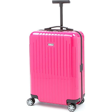 SALSA AIR Salsa Air four-wheel cabin suitcase 55cm (Pink