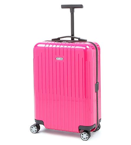 RIMOWA Salsa Air four-wheel cabin suitcase 55cm (Pink