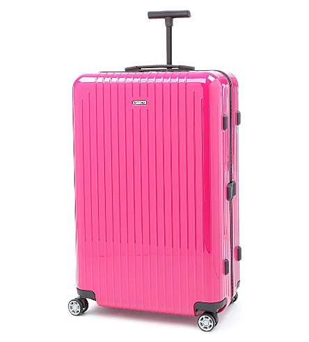 RIMOWA Salsa Air four-wheel suitcase 74.5cm (Pink