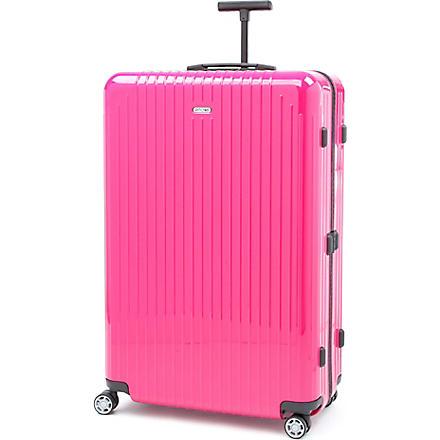 RIMOWA Salsa Air four-wheel suitcase 81cm (Pink