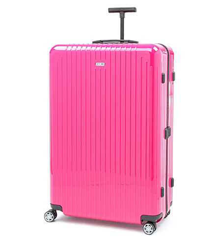 RIMOWA Salsa Air four-wheel suitcase 81cm (Pink