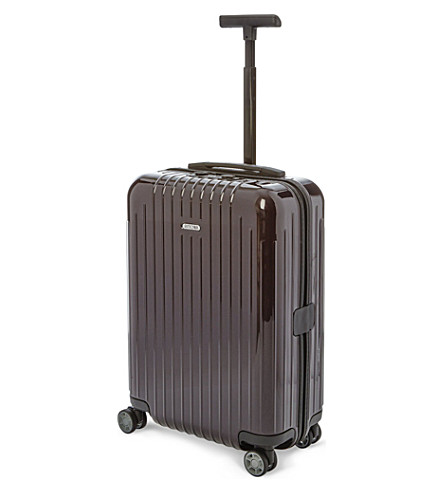 RIMOWA Salsa Air four-wheel cabin trolley 55cm (Amethyst