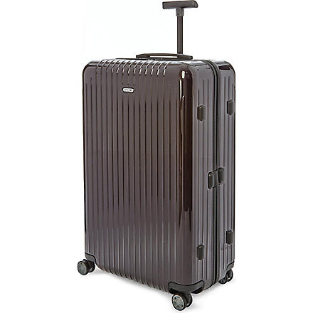 RIMOWA Salsa Air four-wheel suitcase 74.5cm (Amethyst