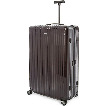 RIMOWA Salsa Air four-wheel suitcase 81cm (Amethyst