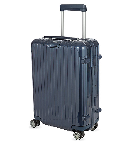 RIMOWA Salsa Iata four-wheel cabin suitcase 55cm (Yachting+blue