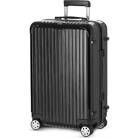 RIMOWA Salsa Deluxe four-wheel suitcase 67.5cm (Black