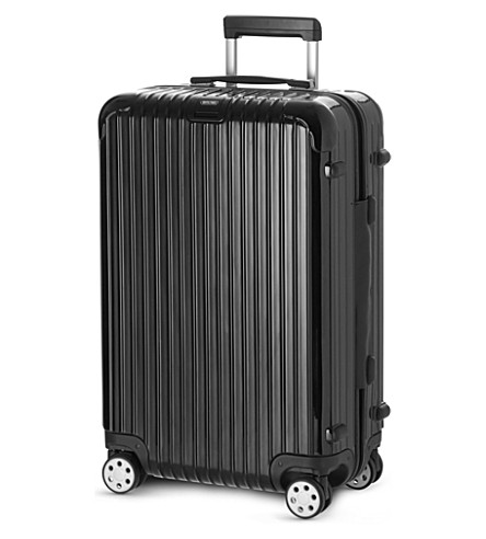 RIMOWA Salsa Deluxe four-wheel suitcase 67.5cm (Black