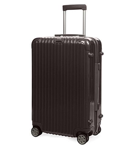 RIMOWA Salsa Deluxe four-wheel suitcase 67.5cm (Brown