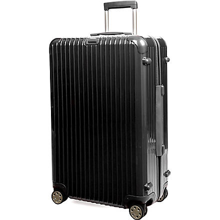 RIMOWA Salsa Deluxe four-wheel suitcase 77cm (Black