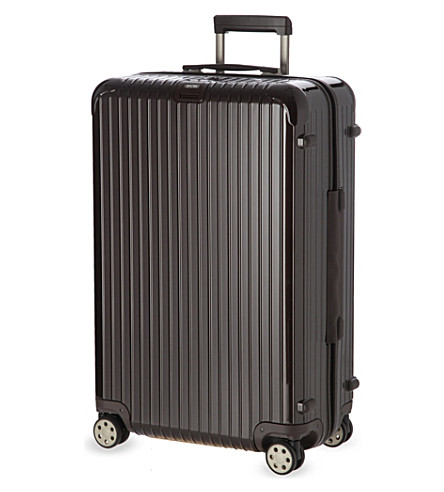 RIMOWA Salsa Deluxe four-wheel suitcase 77cm (Brown
