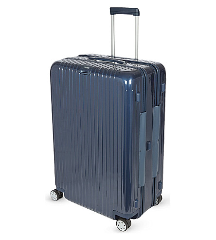 RIMOWA Salsa Deluxe four-wheel suitcase 68cm (Yachting+blue