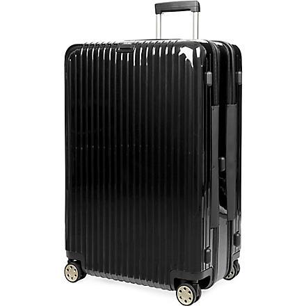 RIMOWA Salsa Deluxe suiter four-wheel suitcase 66.5cm (Black