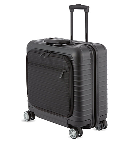RIMOWA Bolero four-wheel business case 43cm (Matte+black