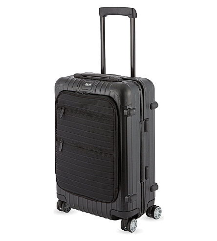 RIMOWA Bolero four-wheel cabin suitcase 55cm (Matte+black