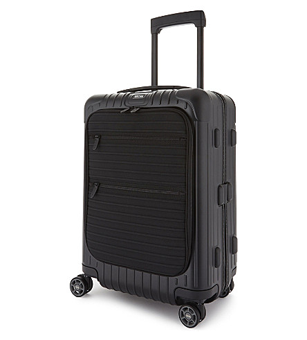RIMOWA Bolero small four-wheel cabin case 55cm (Matte+black