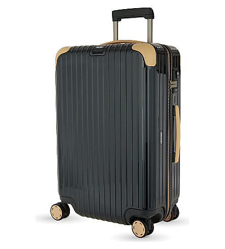 RIMOWA Bossa Nova four-wheel suitcase 67cm (Green+/beige