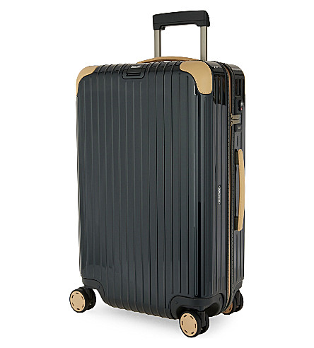 RIMOWA Bossa Nova four-wheel suitcase 75cm (Green+/beige