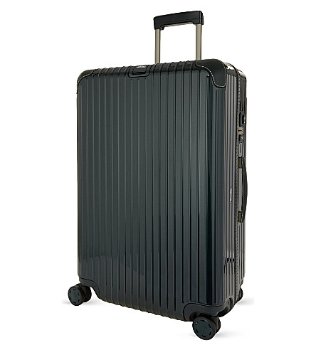RIMOWA Bossa Nova four-wheel suitcase 78cm (Green