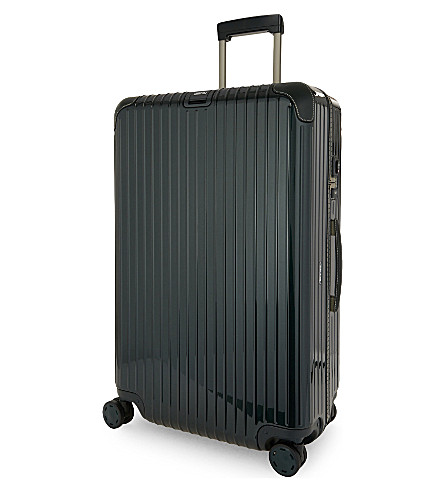 RIMOWA Bossa Nova four-wheel suitcase 82cm (Green