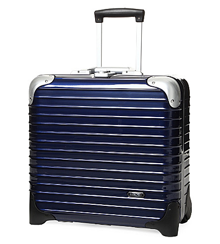 RIMOWA Limbo two-wheel business trolley 40cm (Night+blue