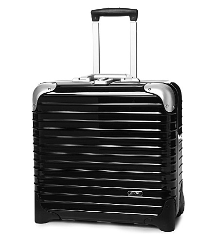 RIMOWA Limbo two-wheel business trolley 40cm (Black