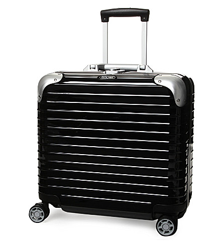 RIMOWA Limbo four-wheel business trolley 42.5cm (Black