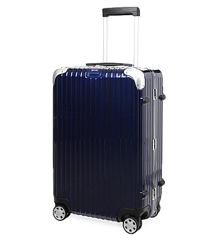 RIMOWA Limbo four-wheel suitcase 66.5cm (Night+blue