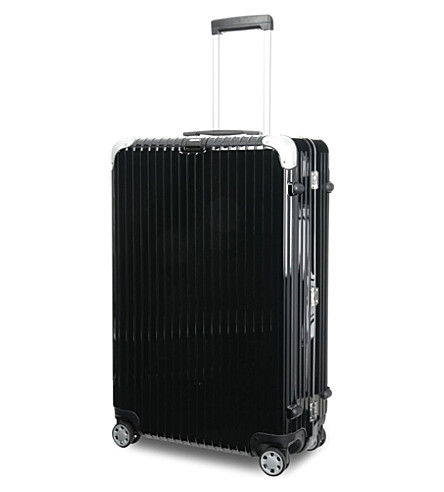 RIMOWA Limbo four-wheel suitcase 81.5cm (Black