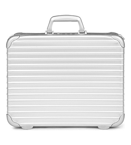 RIMOWA Attache flight case 46cm (Silver