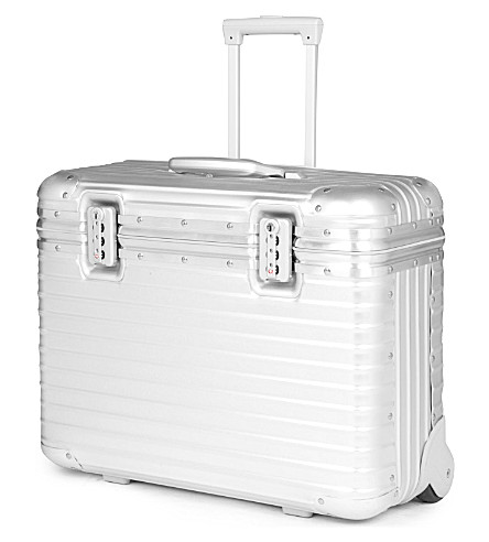 RIMOWA Pilot two-wheel business trolley 50cm (Silver