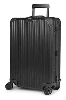 RIMOWA Topas Stealth four-wheel suitcase 68cm