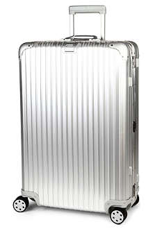RIMOWA Topas four-wheel suitcase 77.5cm