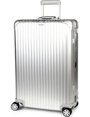 RIMOWA Topas four-wheel suitcase 77.5cm