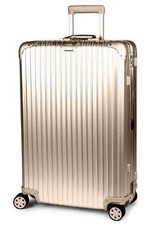 RIMOWA Topas four-wheeled suitcase 78cm